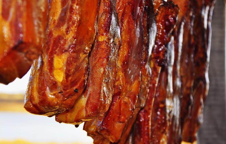 Что можно приготовить из копченого мяса