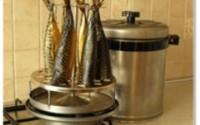 Копченная рыба в домашних условиях