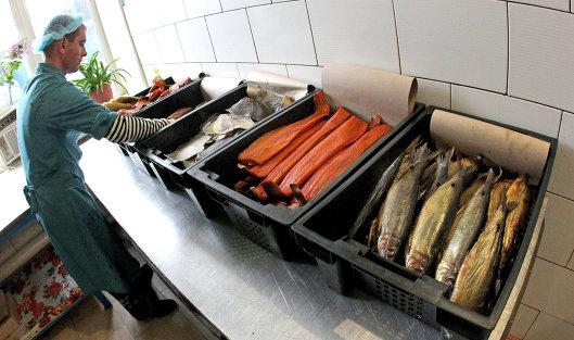 Технология производства копченой рыбы