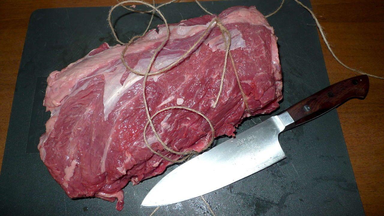 Как выглядят глисты в мясе свинины фото