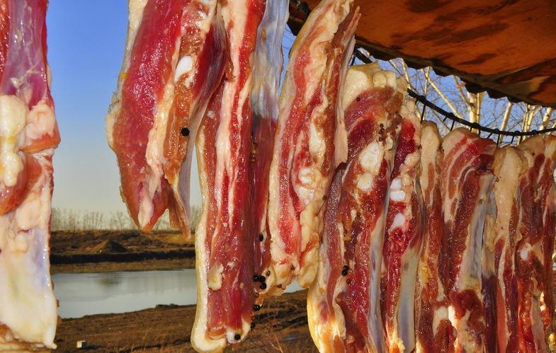 Маринад для копчения мяса свинины в домашних условиях